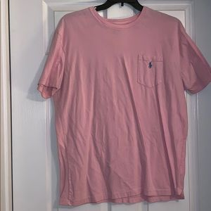 Baby Pink Polo